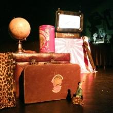 Taller i teatre «La cinema-maleta ambulant»