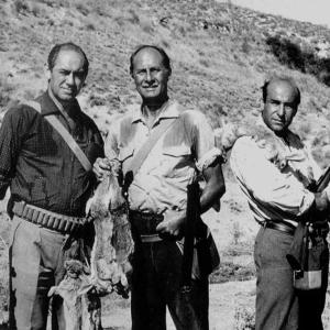 La caza (Carlos Saura, 1966)