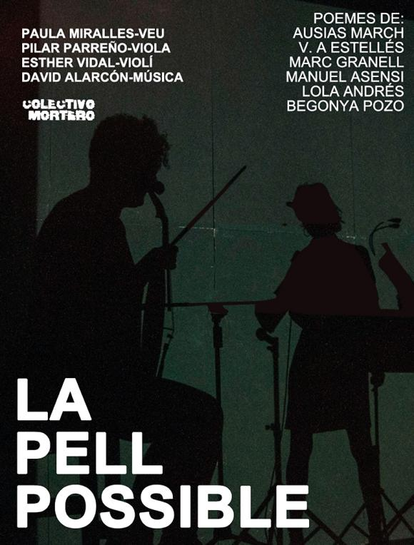 "Cartell ""La pell possible"""