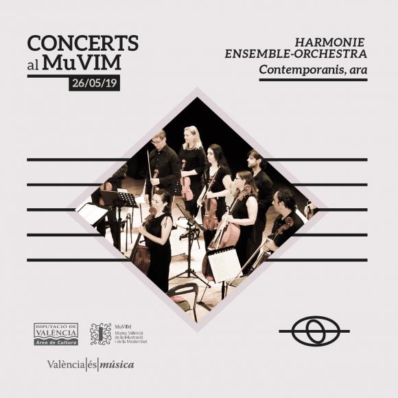 Harmonie Ensemble-Orchestra. Contemporanis, ara